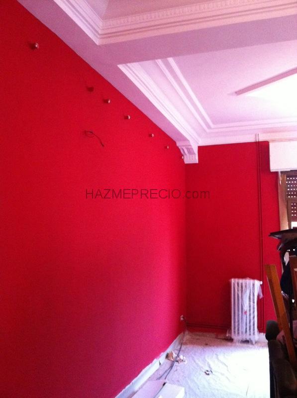 Presupuesto para quitar gotele y pintar un piso basauri for Presupuesto pintar piso 100m2