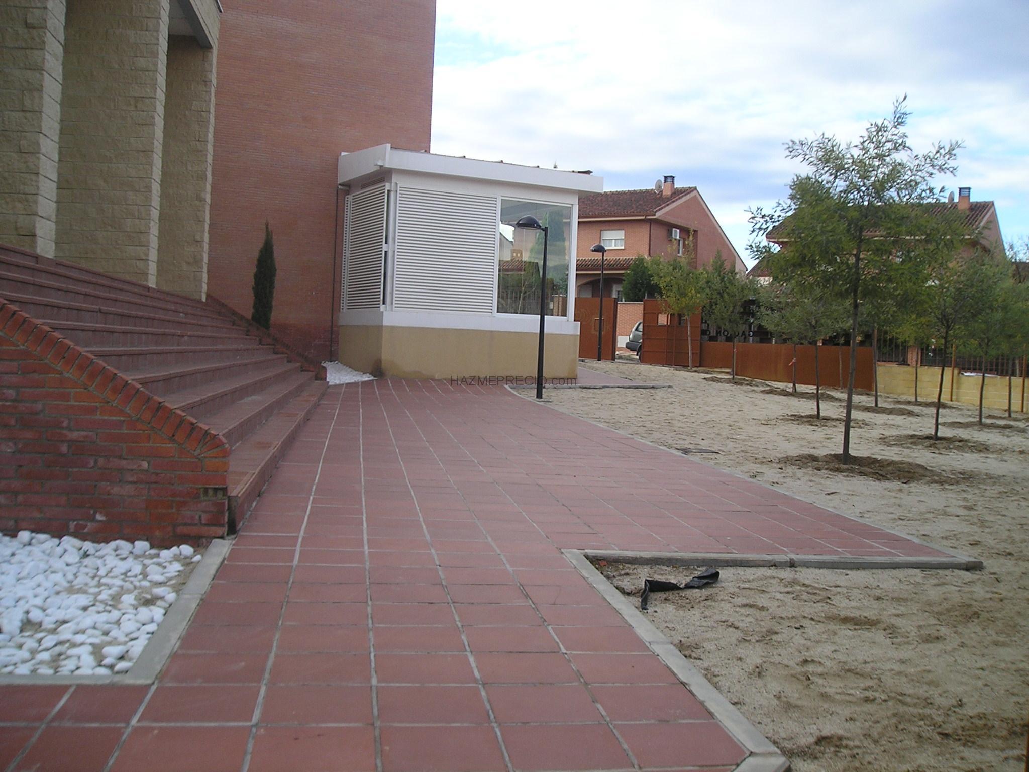 Presupuesto para construir caseta agricola en pezuela de for Presupuesto de hormigon
