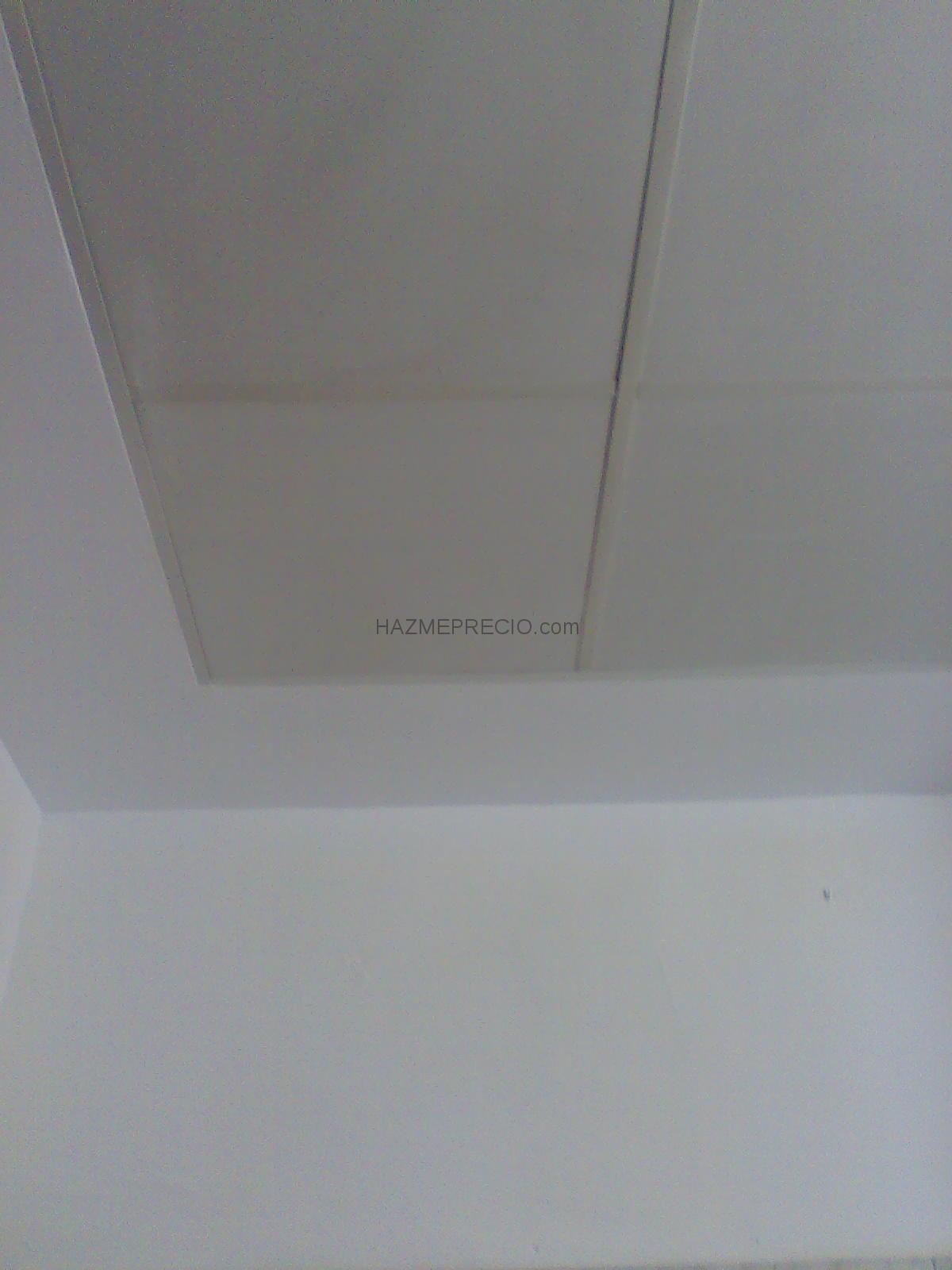 Montador de pladur pladur s g aislamientos 24800 - Falso techo registrable ...