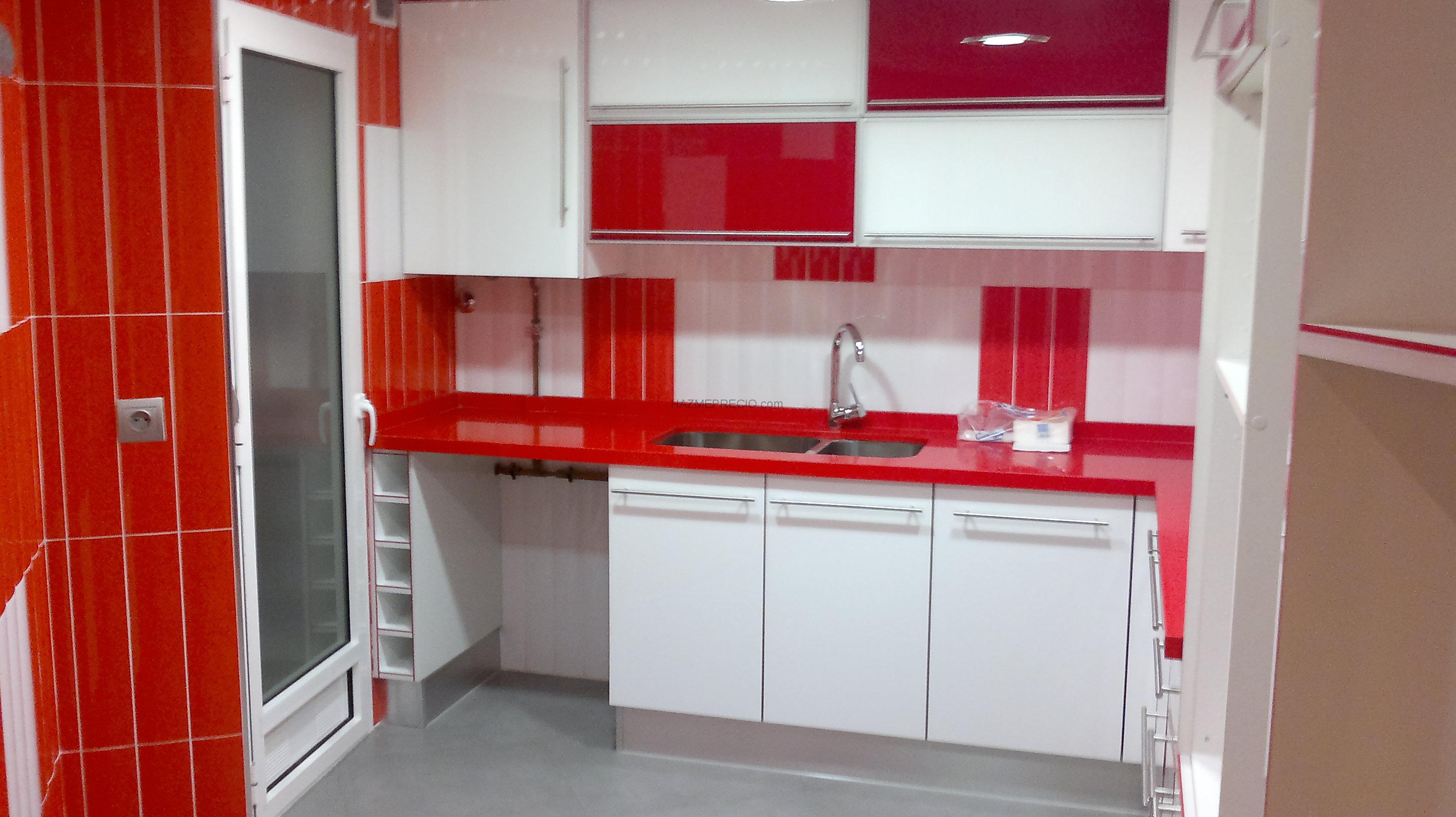 Cambiar puertas de cocina reformas parciales de cocinas - Cambiar puertas muebles cocina ...