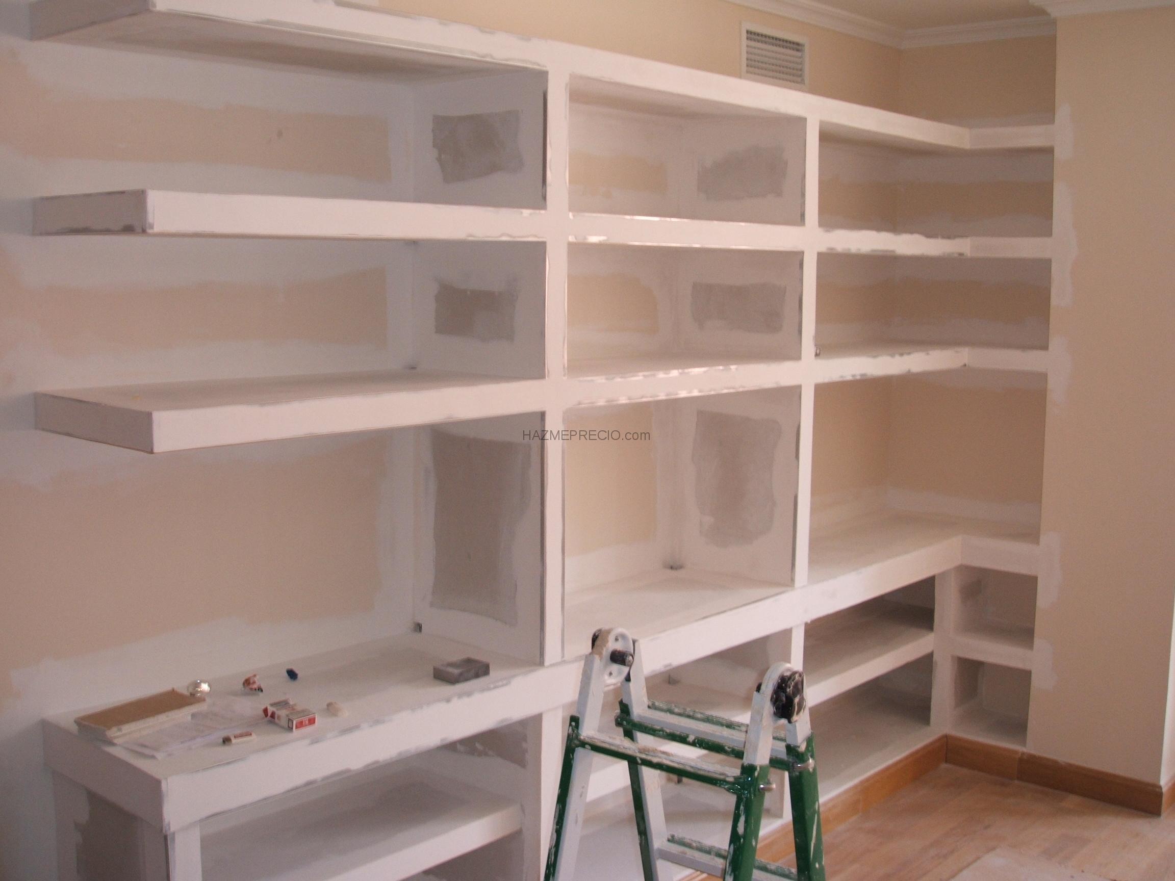 Mueble de escayola dise os arquitect nicos - Mueble de escayola ...