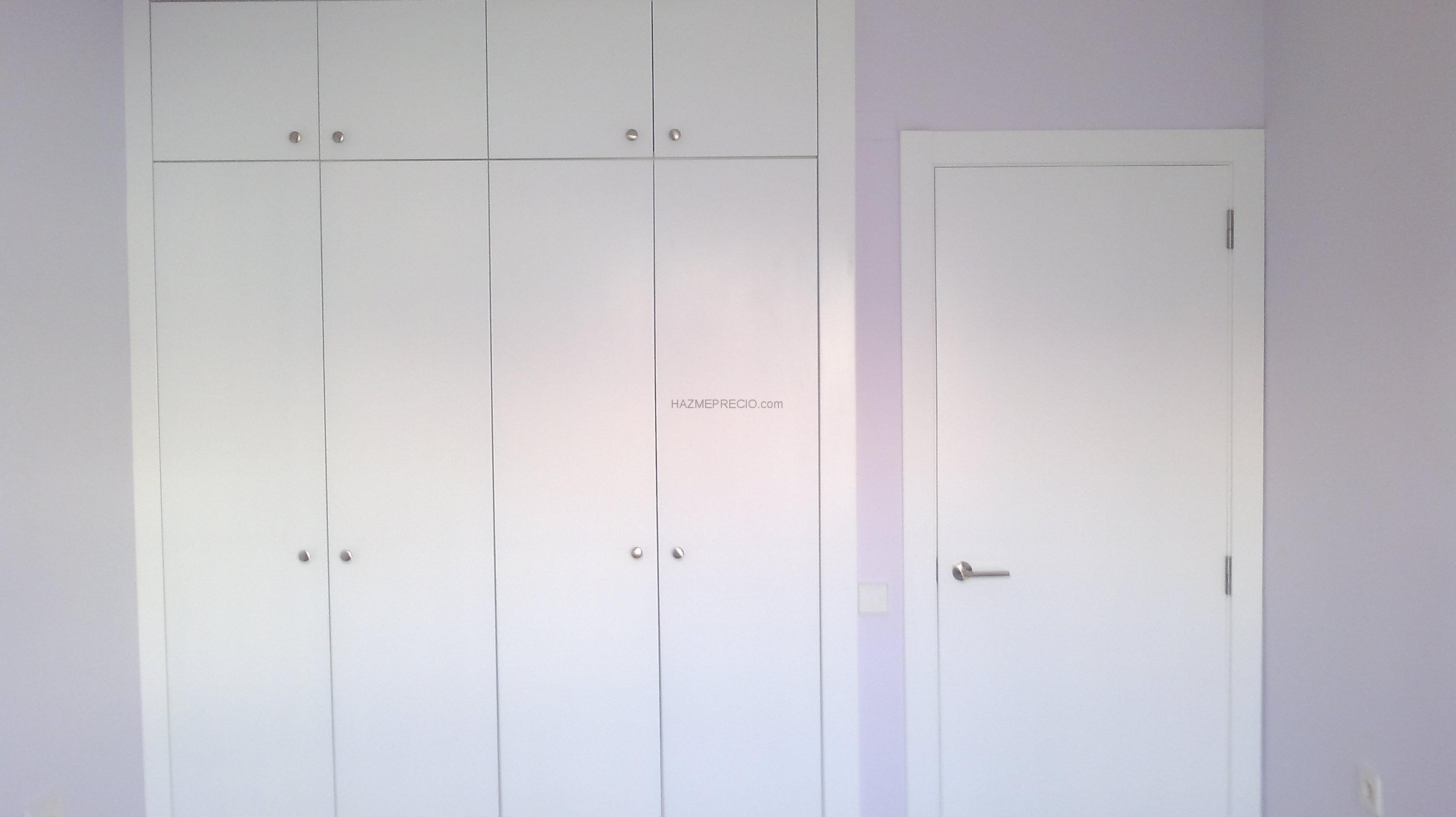 Presupuesto para cambiar puertas y lacar puertas armarios - Presupuesto lacar puertas ...