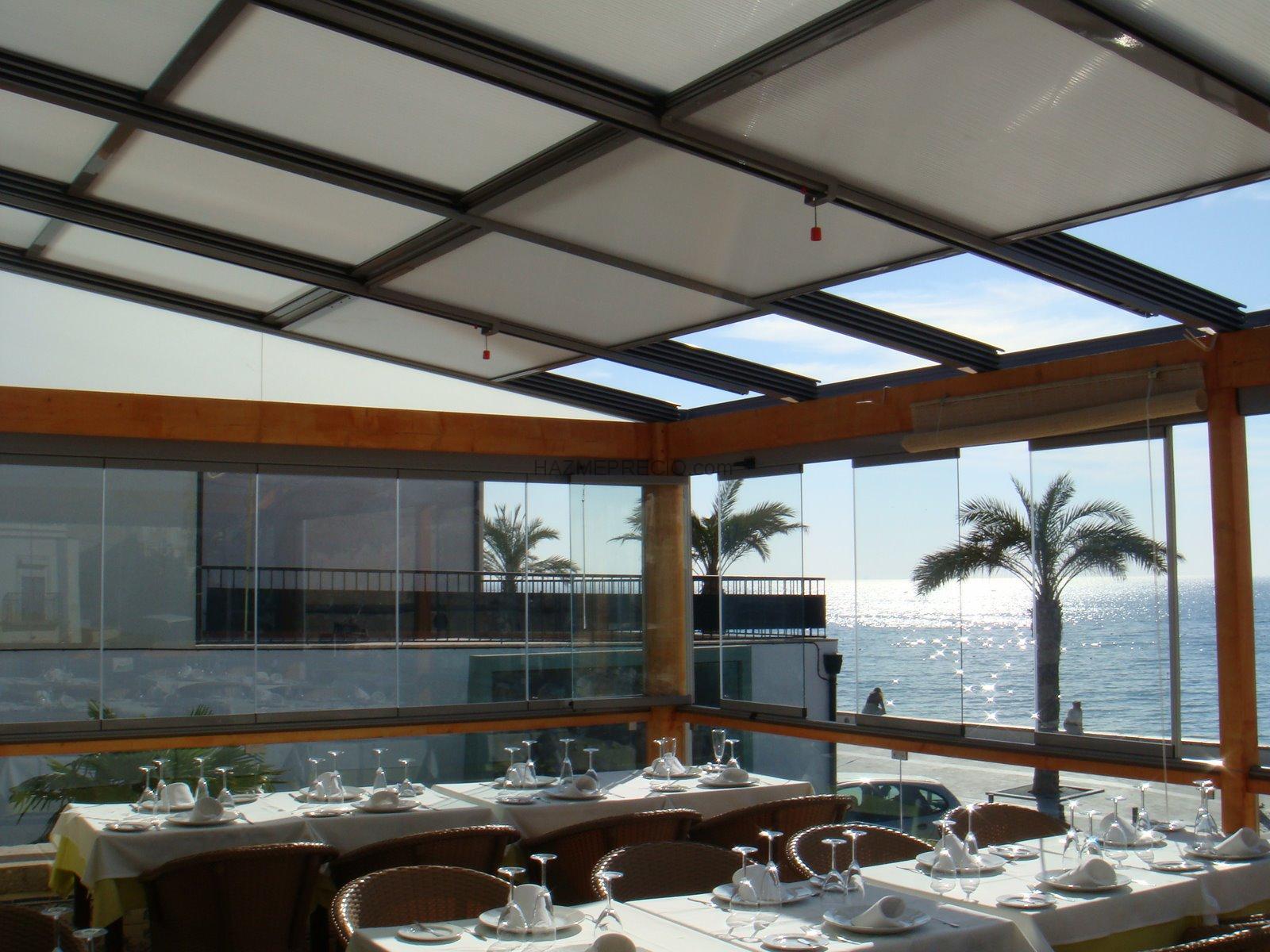 Presupuesto para cerramiento terraza en cortina de cristal navalcarnero madrid - Techos terrazas ...