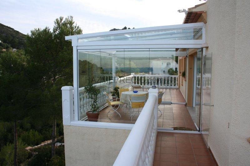 Presupuesto cerramiento terraza con cristal tipo lumon for Presupuesto toldo terraza