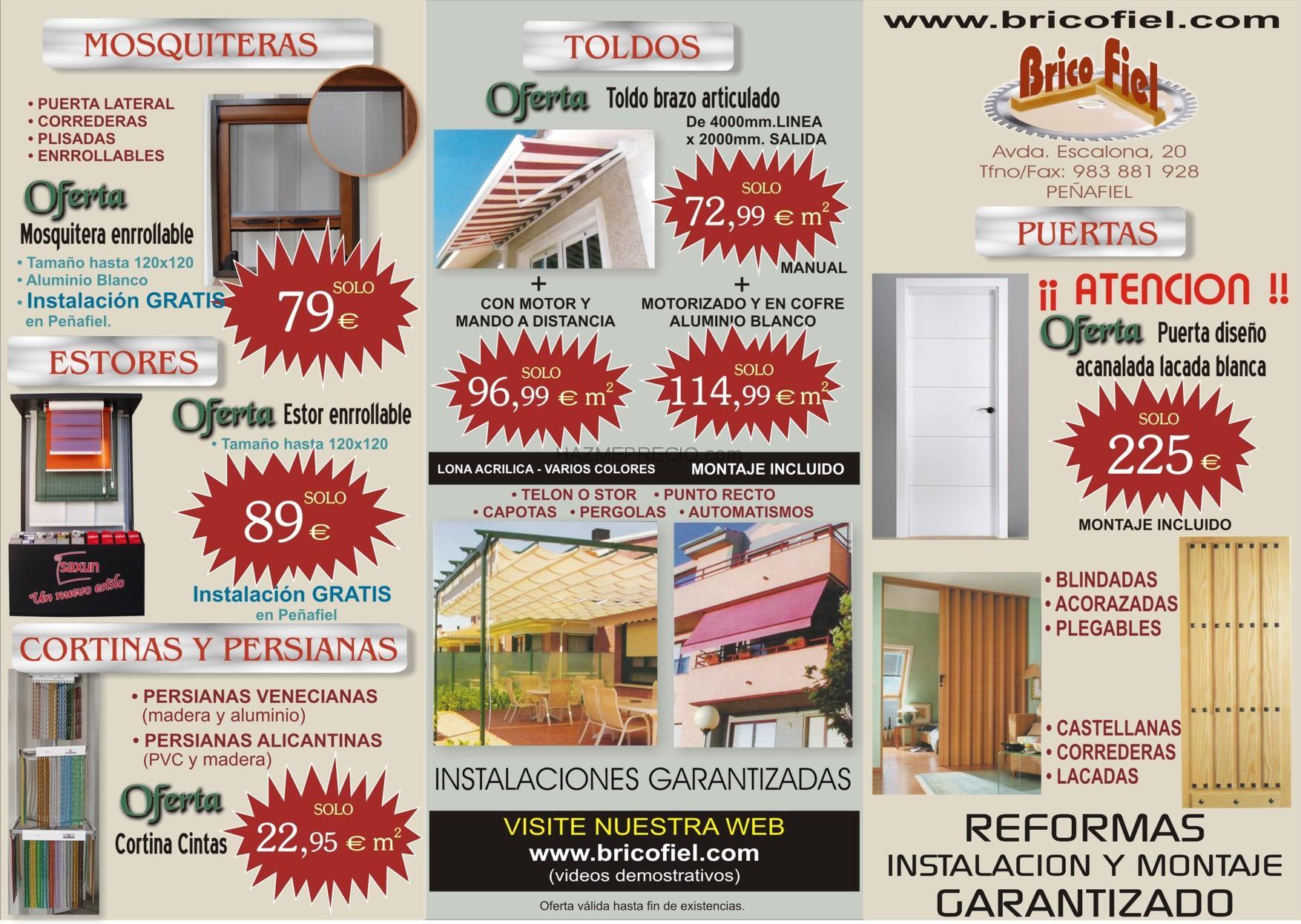 Empresas de carpinteria de madera en Valladolid  HAZMEPRECIOcom