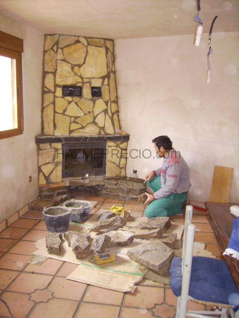 Pedro reformas y construcciones 19200 azuqueca de for Construccion de hogares a lena