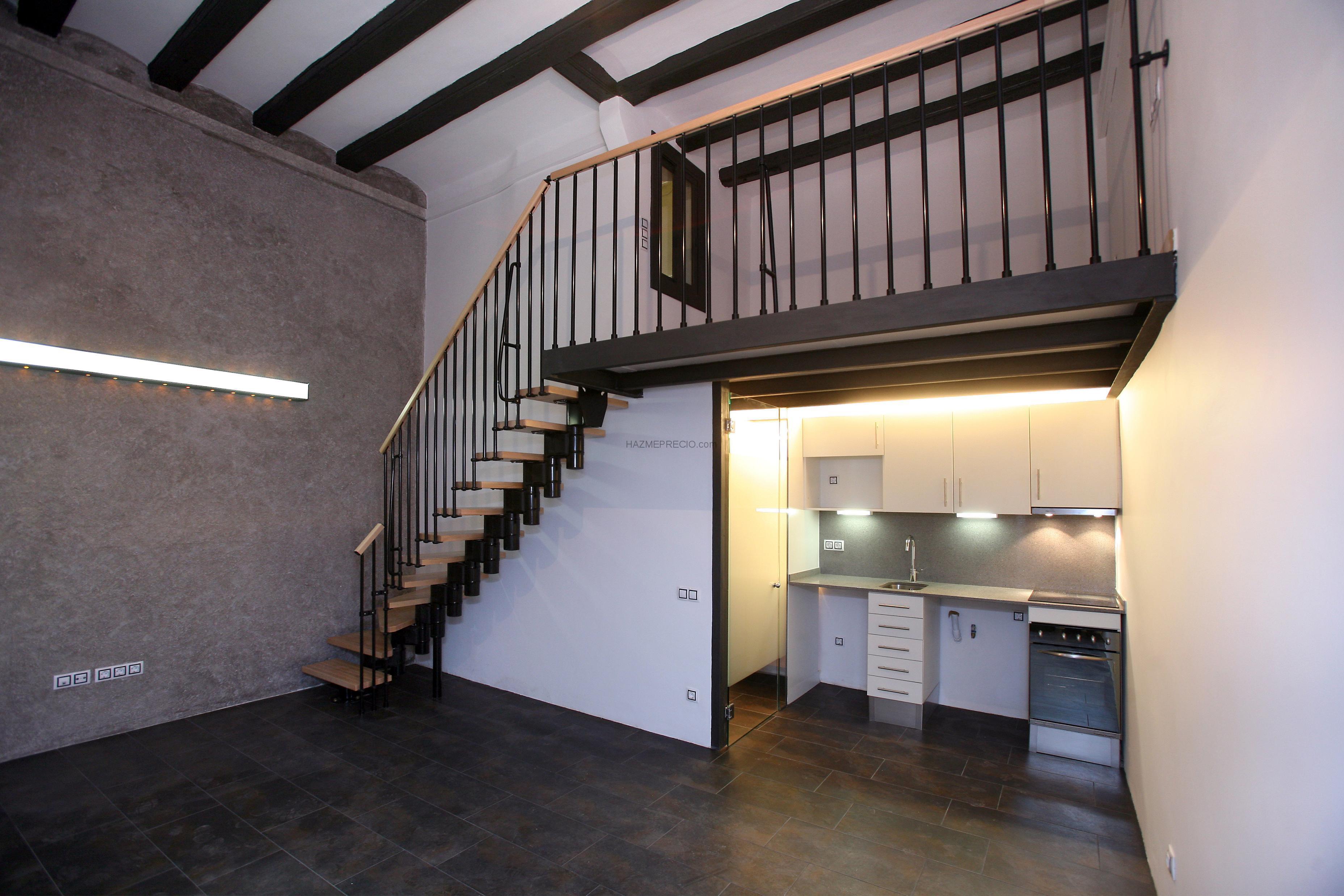presupuesto para montar entreplanta en loft 50 m2