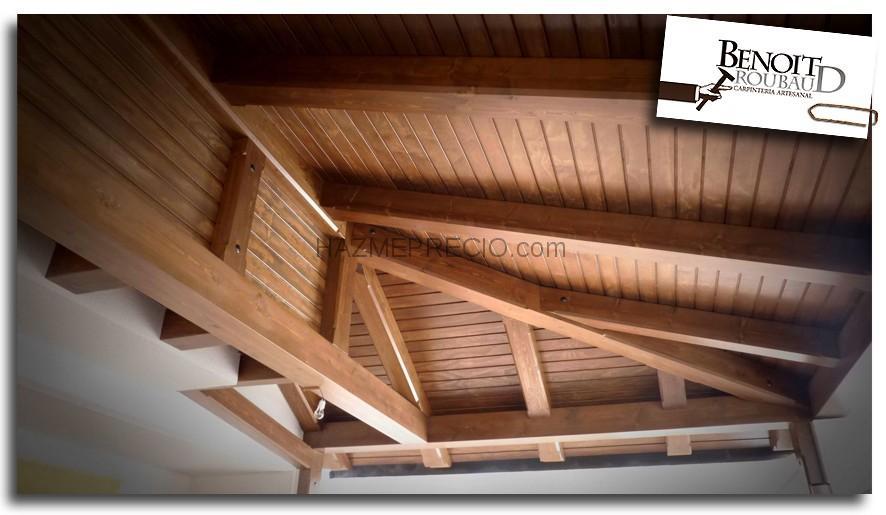 Presupuesto para hacer una pergola de madera de 5 metros x - Precio pergola madera ...