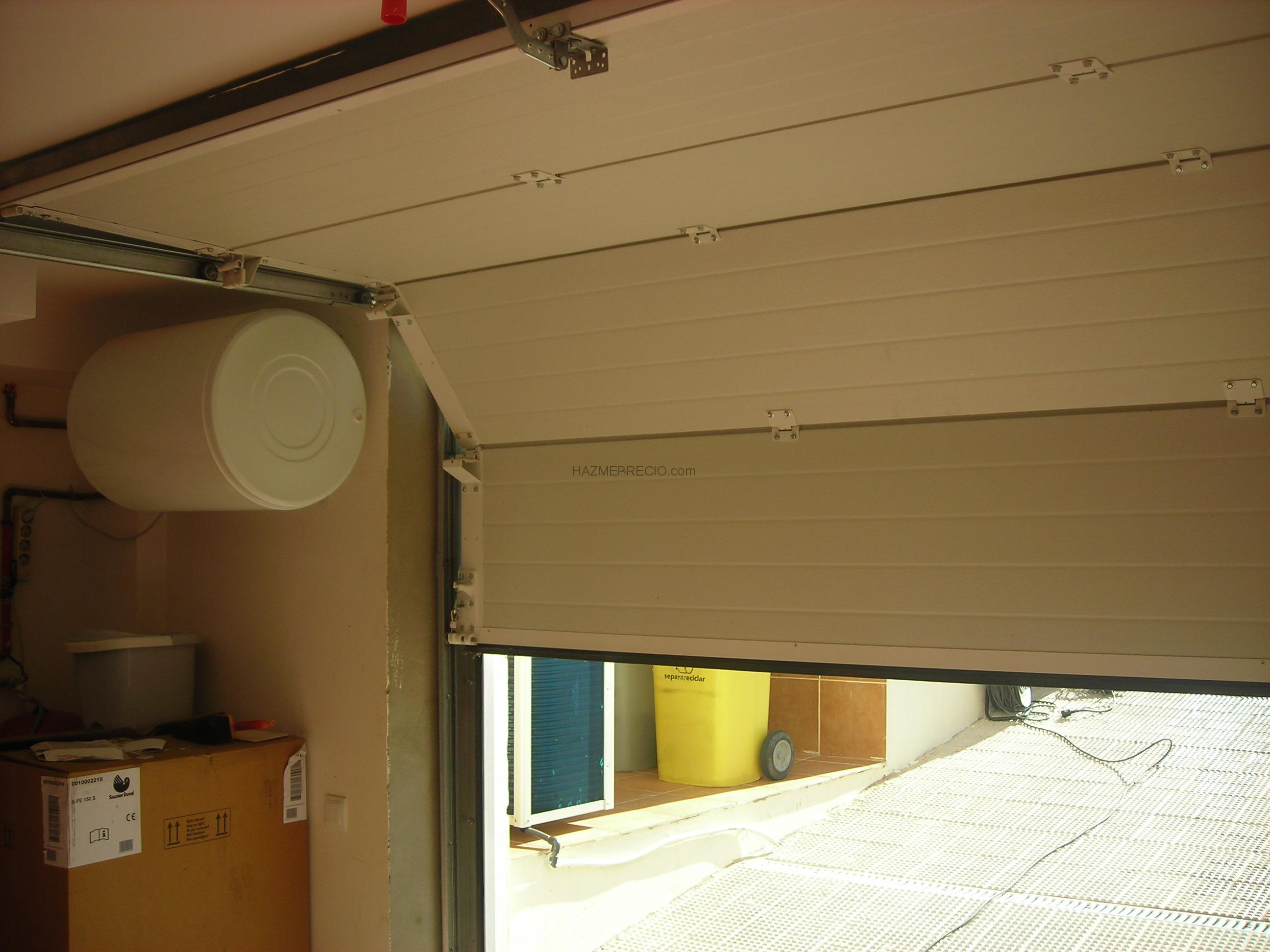 Servidoors 28822 coslada madrid for Motor puerta seccional