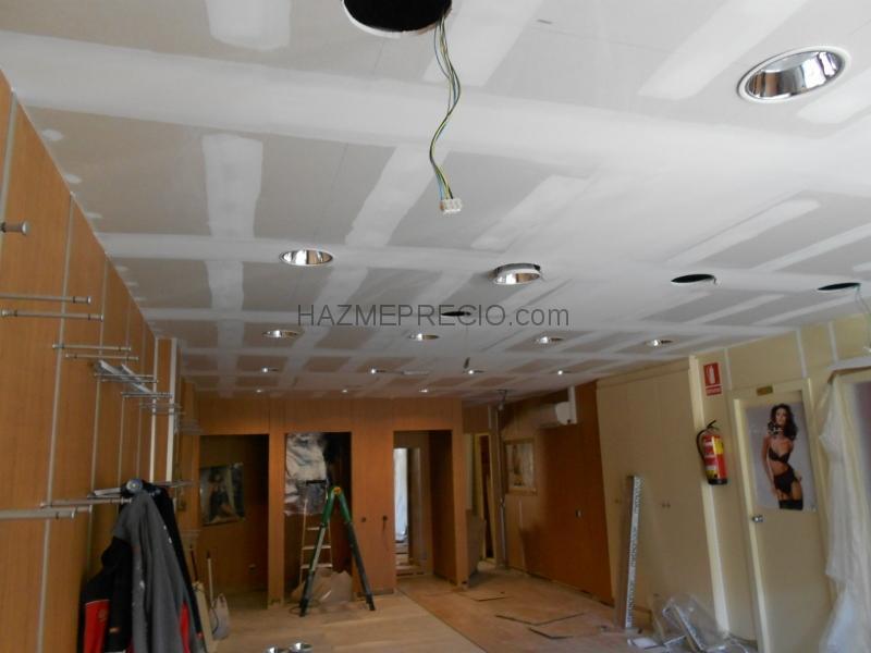 Presupuesto para poner techo de pladur en un pasillo - Poner techo de pladur ...