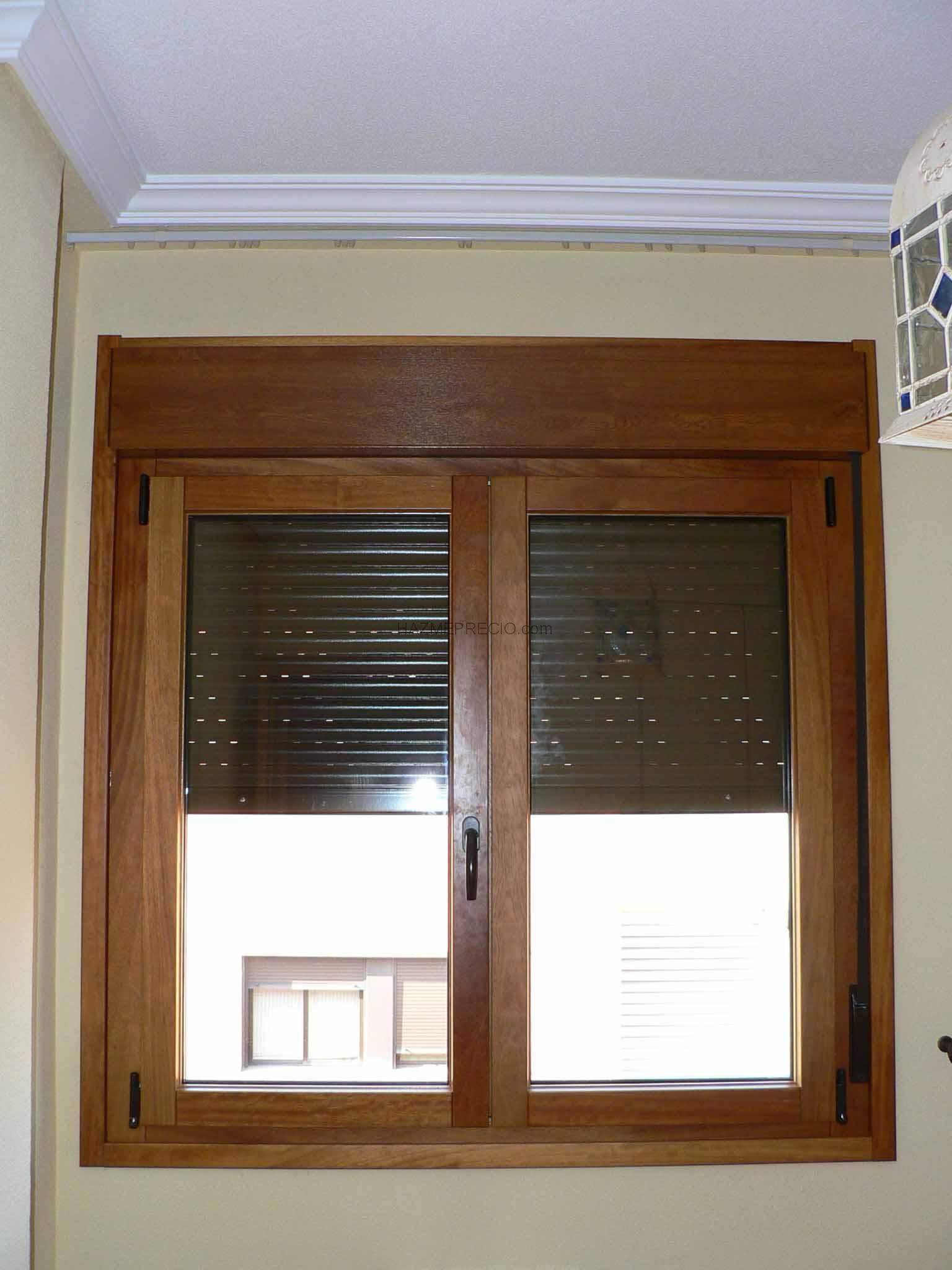 presupuesto para adquirir dos ventanas de aluminio