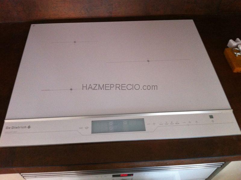 Afm instalaciones 30140 santomera murcia - Placa induccion blanca ...