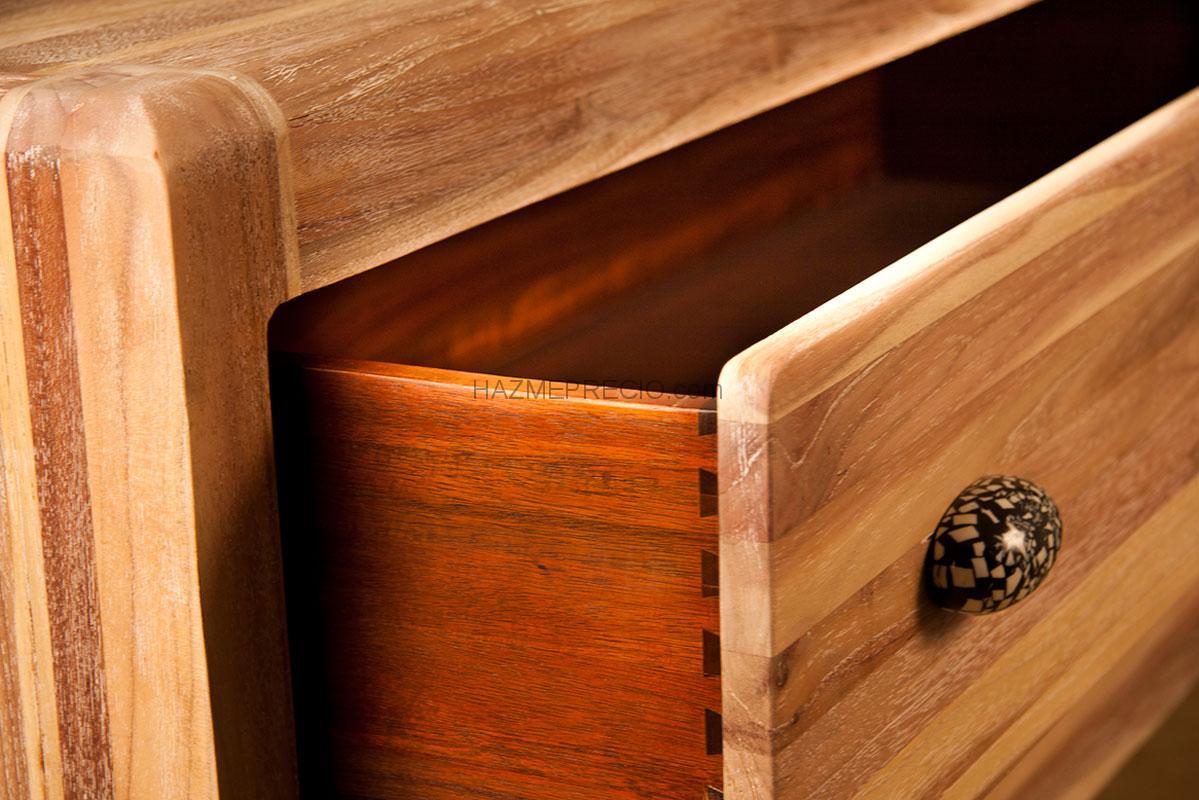 Presupuesto para Lacar muebles en blanco (actualmente barnizados wenge) - Alg...