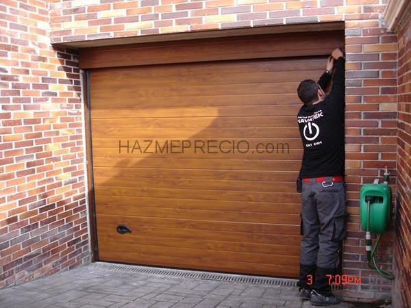 Navatek puertas automaticas 31600 burlada burlata navarra - Puertas de garaje automaticas precios ...