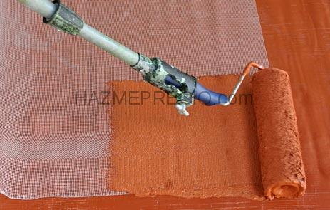 Presupuesto para pegar tela asfaltica en un terraza solo for Tela asfaltica precio m2