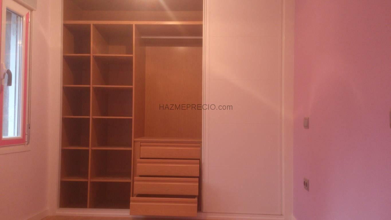Presupuesto Armario Empotrado Madrid : Presupuesto para hacer revestimiento de armario empotrado