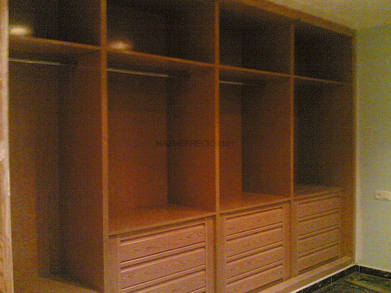 Vestir armario empotrado best vestir el interior del - Revestir armario empotrado ...