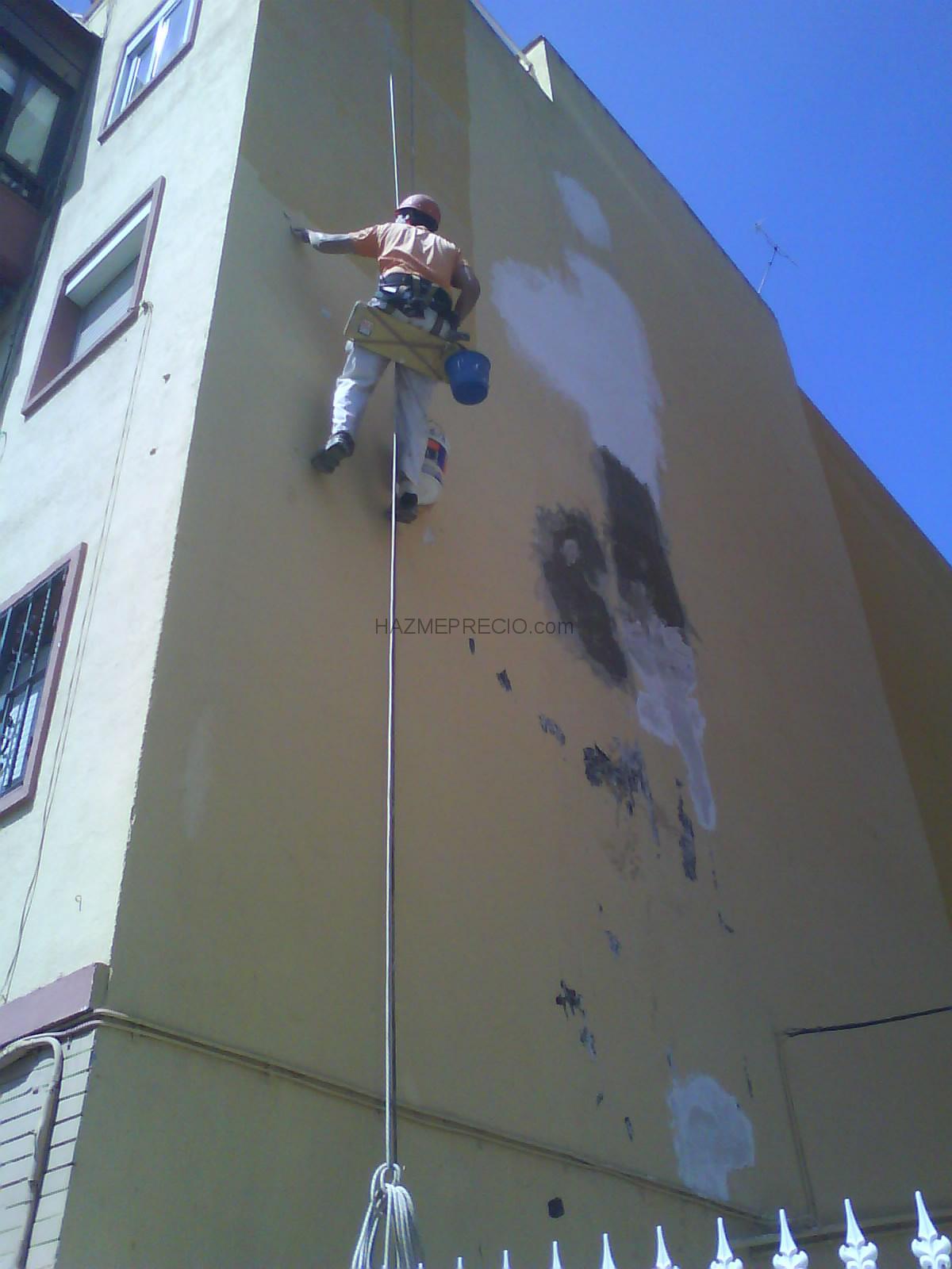 Presupuesto para pintar una fachada de un bloque de pisos for Presupuesto para pintar