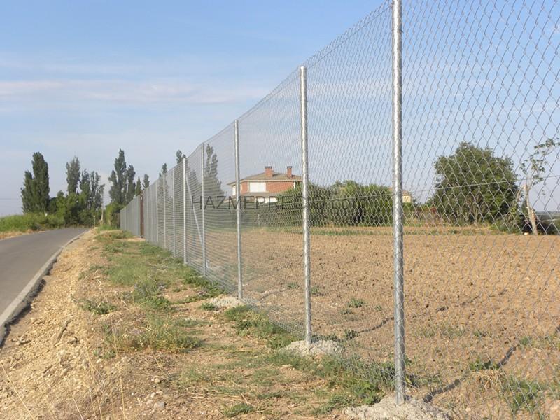 Presupuesto para vallar una parcela de 4200 m2 valencia 3 - Precio vallar terreno ...