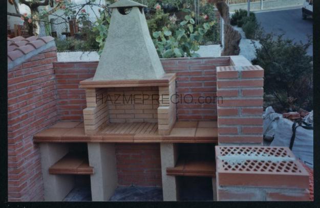 Reconstruct silvio 28821 coslada madrid - Hacer barbacoa de obra ...