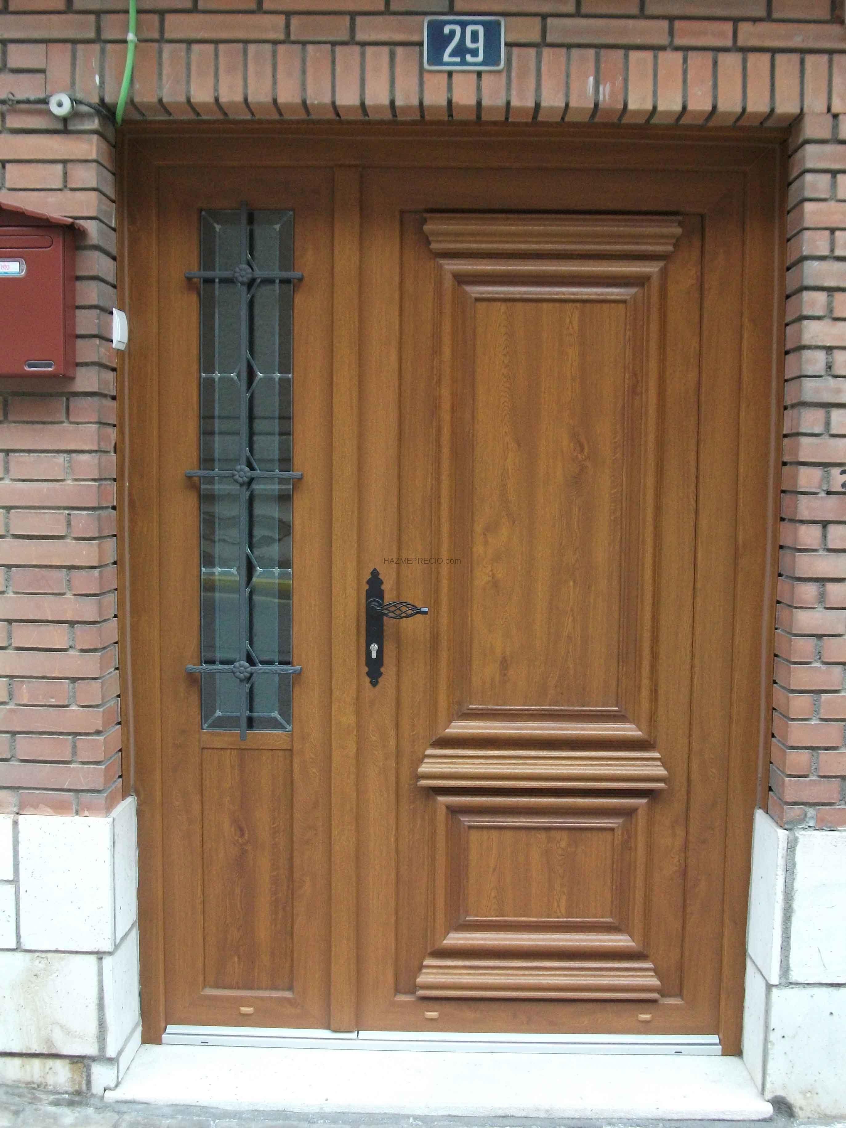 Puerta Entrada Leroy Merlin Excellent Beautiful Stunning Gallery  ~ Puertas De Entrada Leroy Merlin