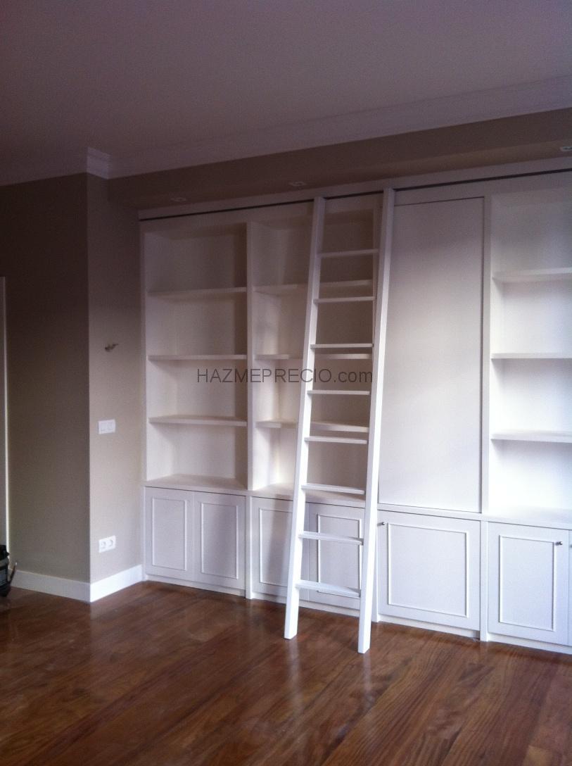 Presupuesto para montar estanteria de pladur sin pintar - Precio pladur colocado ...