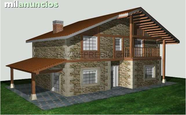 Presupuesto para construir un chalet adosado madrid 1 for Precio construir chalet