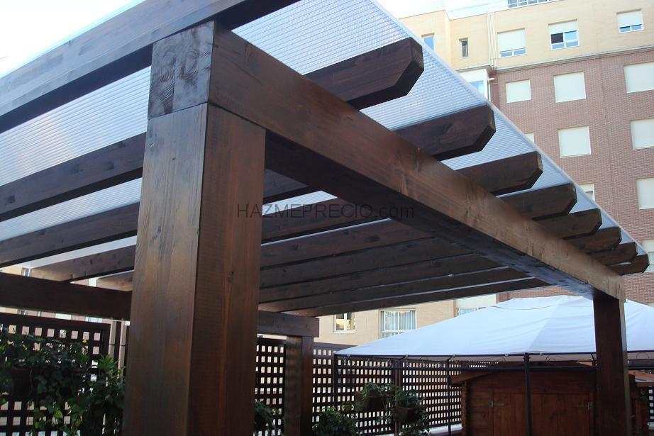 Empresas de tejados for Tejados madera vizcaya