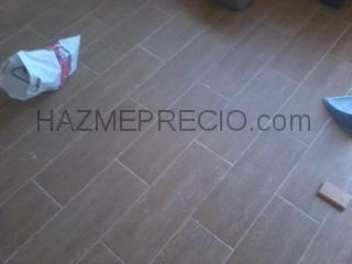 Reformas ryv 08905 lloret de mar girona for Ceramica imitacion parquet