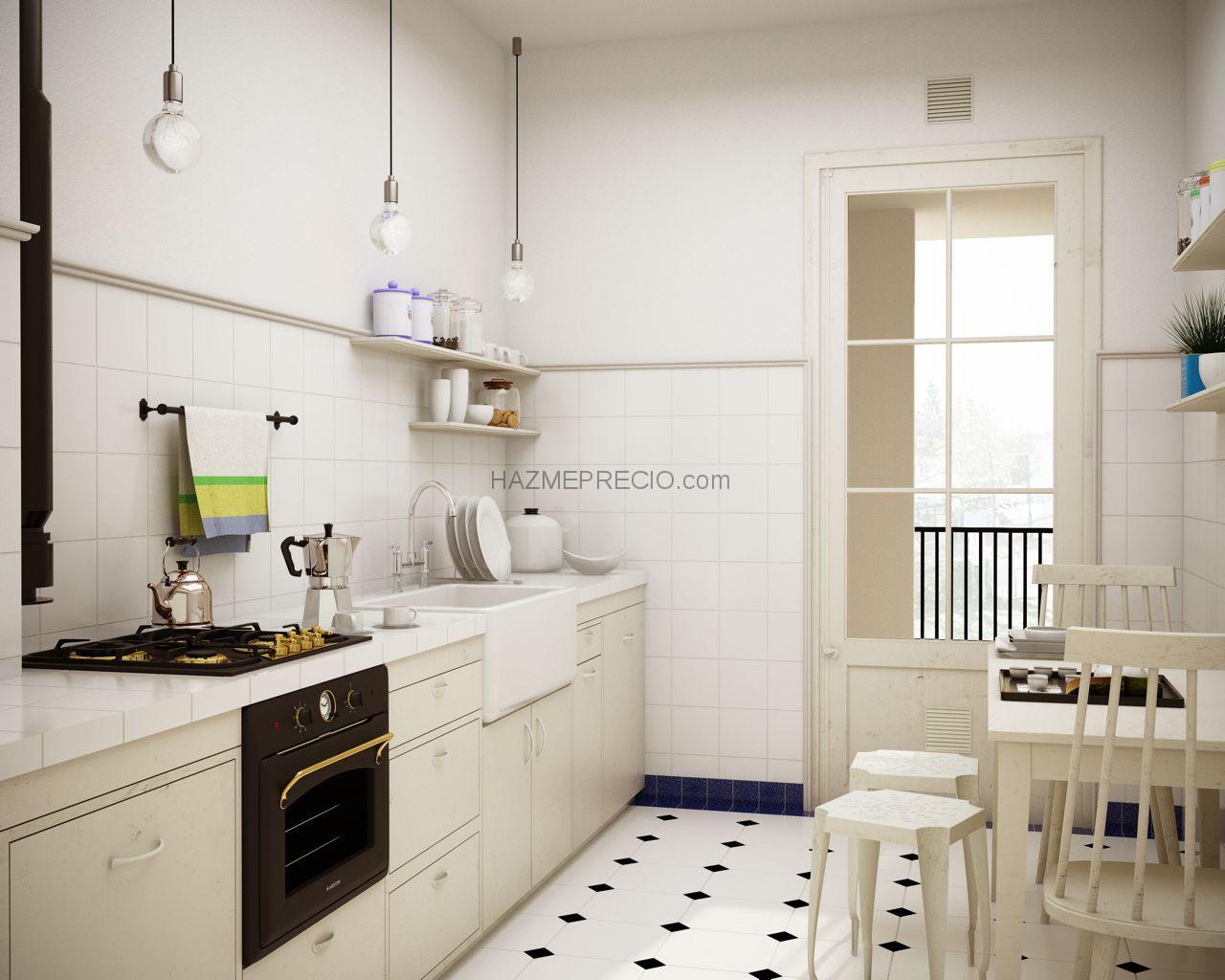 Vuong interiorismo 08025 barcelona barcelona for Cocinas barcelona