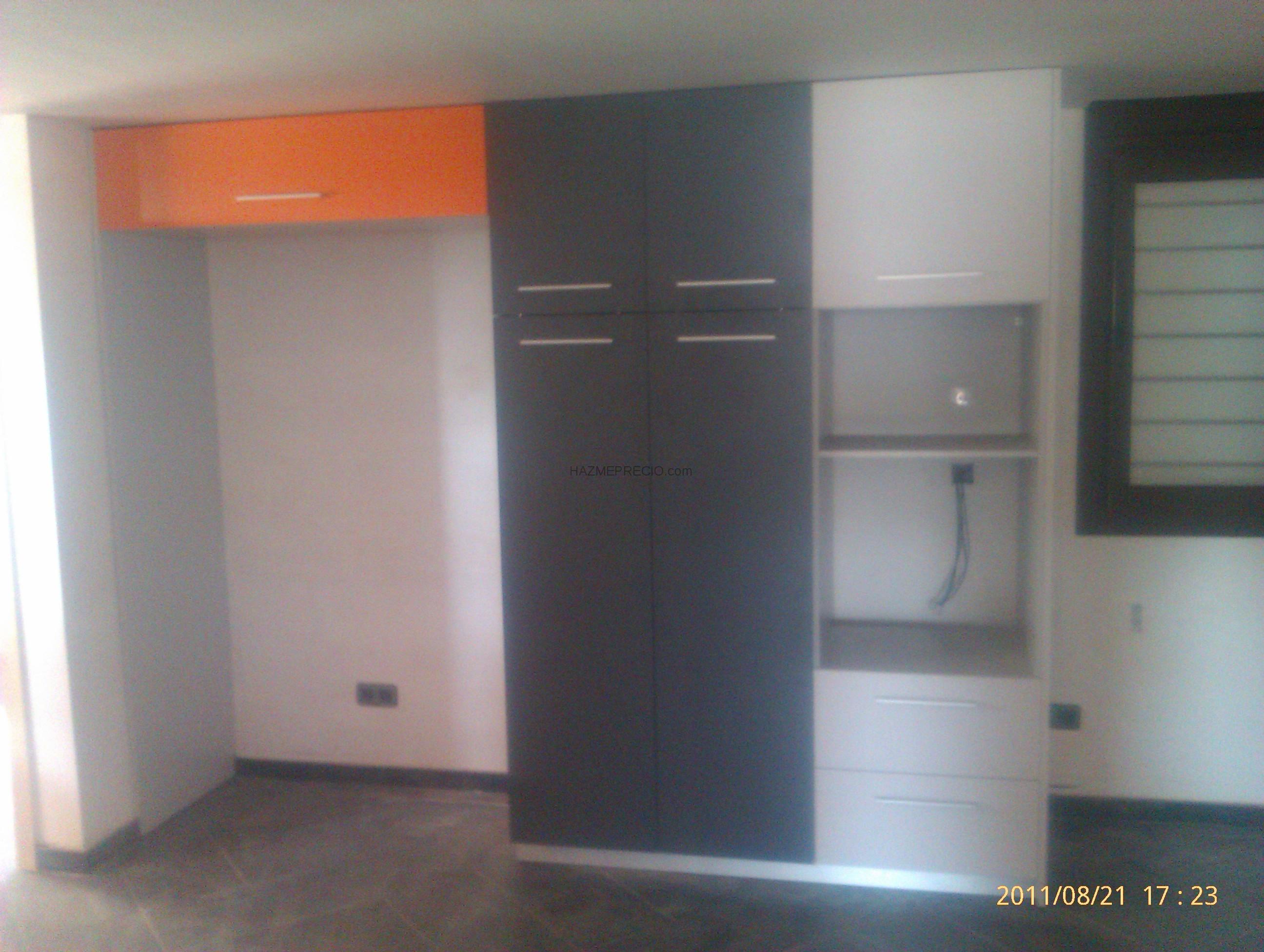 Presupuesto para cambiar puertas interior lacadas en - Cambiar puertas de cocina ...