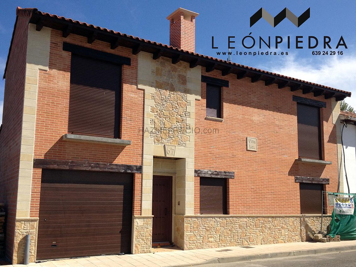 Empresas de rehabilitacion de fachadas en leon - Piedra para fachada ...