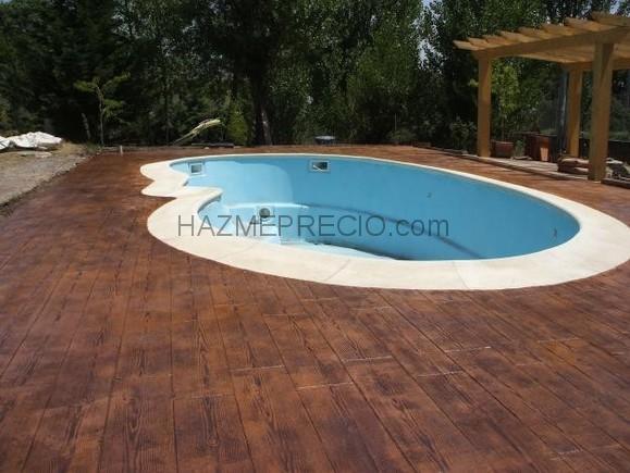 Presupuesto para poner suelo de cemento impreso velilla for Cemento impreso madrid