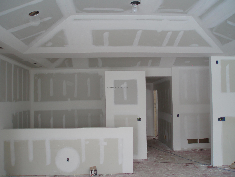Presupuesto para hacer una pared de pladur con hueco de - Precio pladur colocado ...