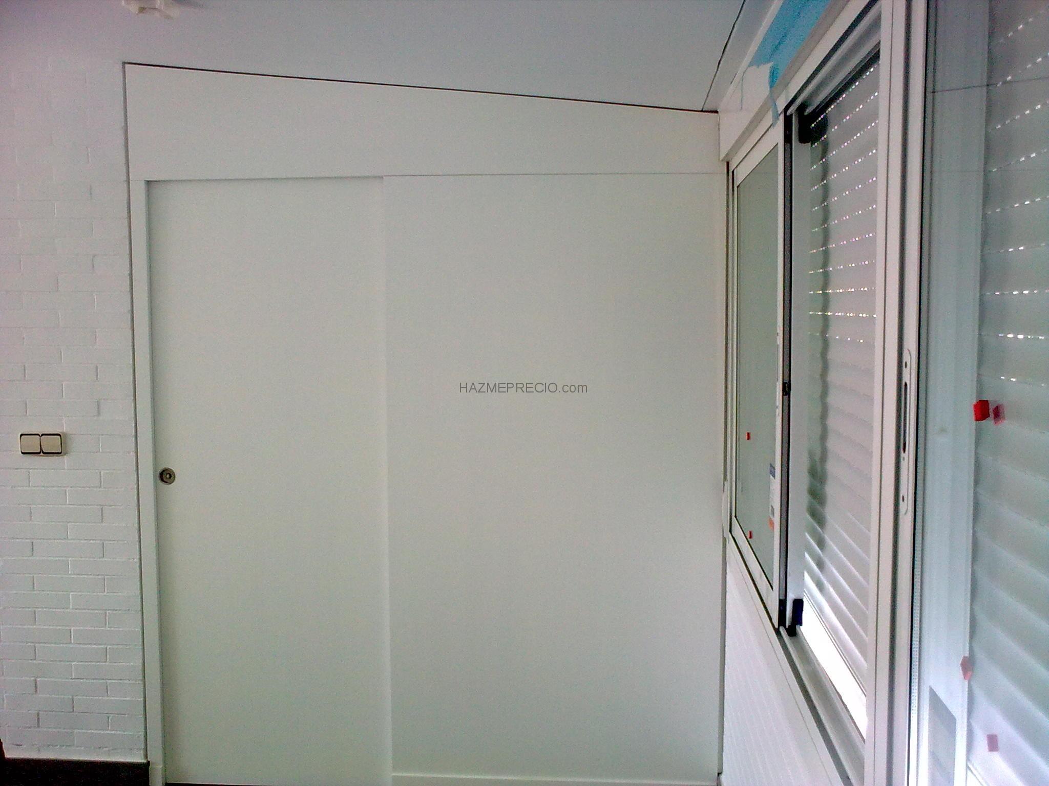 Presupuesto para lacar puertas estandar de madera compacta for Presupuesto puertas de madera