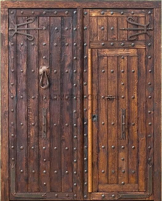 Empresas de puertas en toledo for Puertas de madera exterior de segunda mano