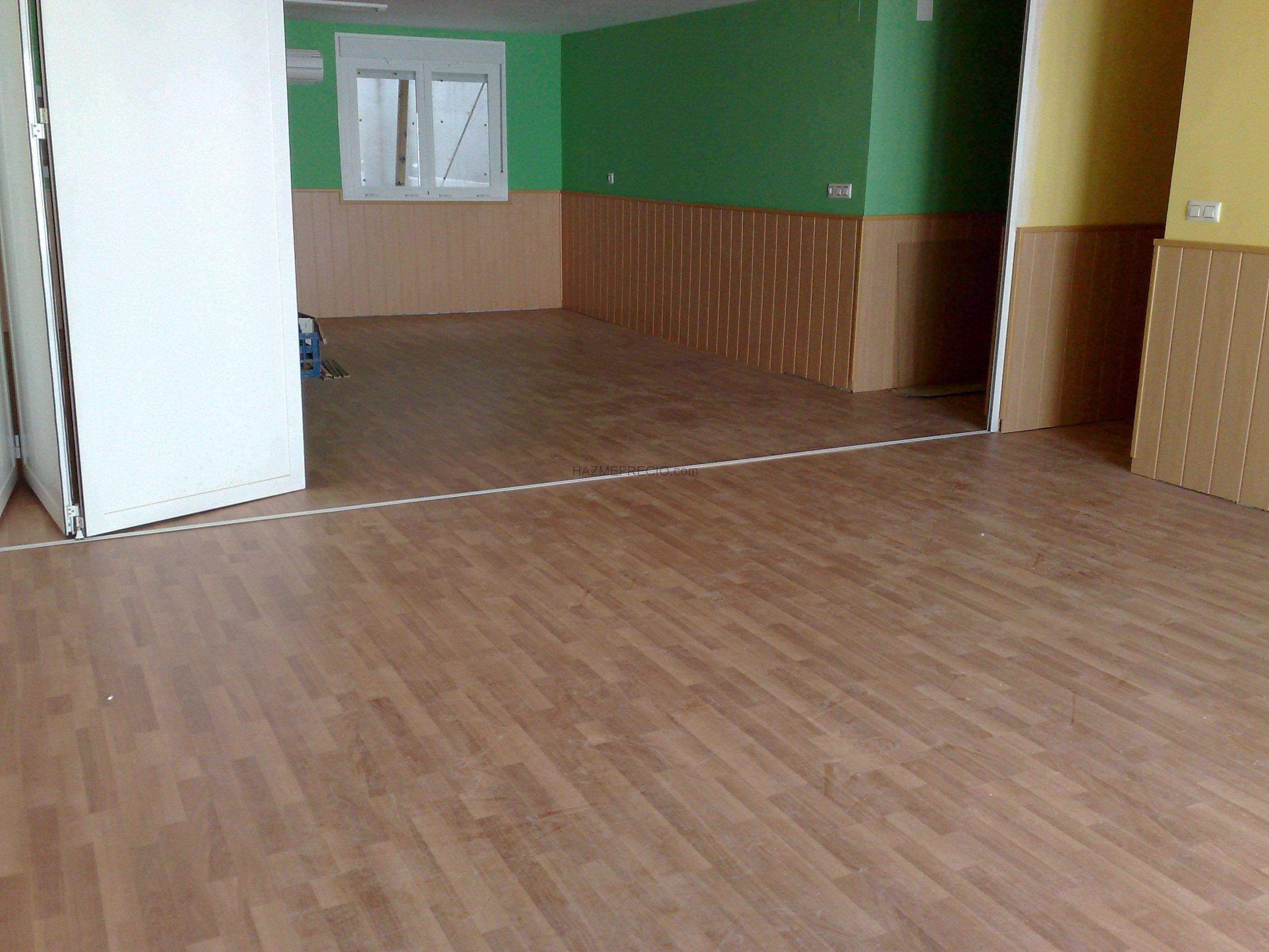 Presupuesto para poner suelo laminado en una habitaci n for Suelo laminado sevilla