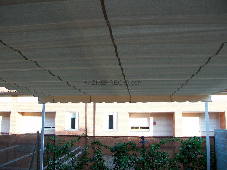 Presupuesto para hacer una armario aluminio para terraza for Precio pergola aluminio