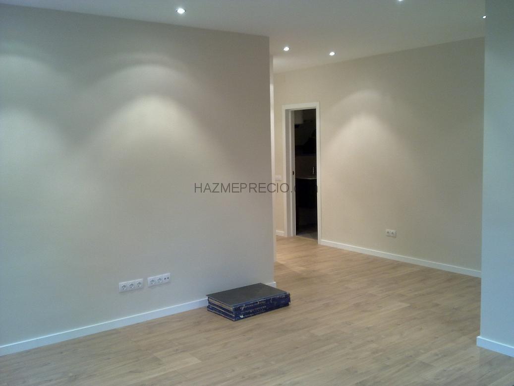 Presupuesto para pintar paredes y techo de un piso de 100 for Precio pintar piso