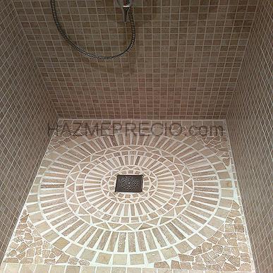 Presupuesto para revestir pared con azulejo valencia - Hacer plato ducha obra ...