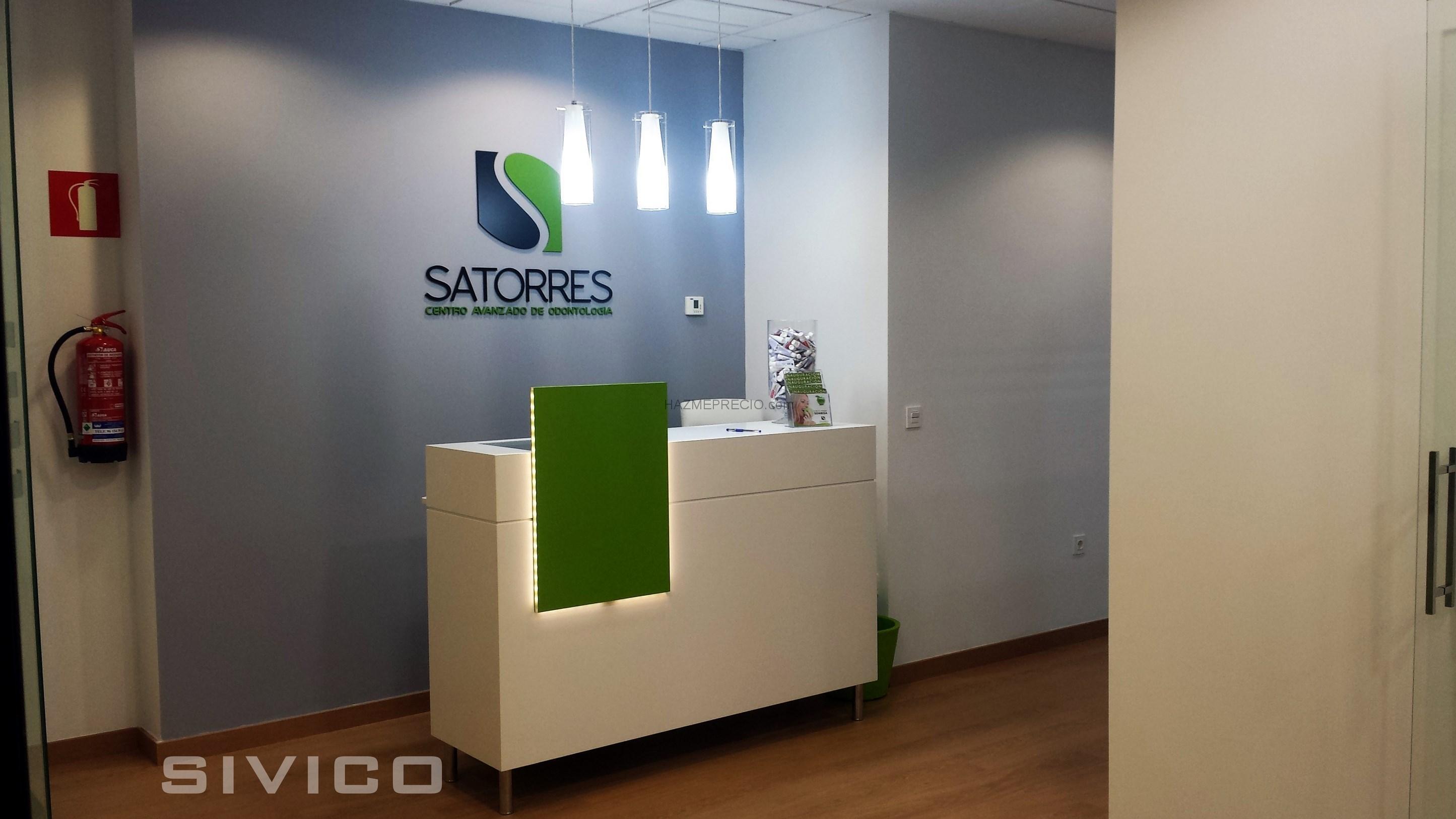 Reformas integrales catarroja - Proyecto clinica dental ...