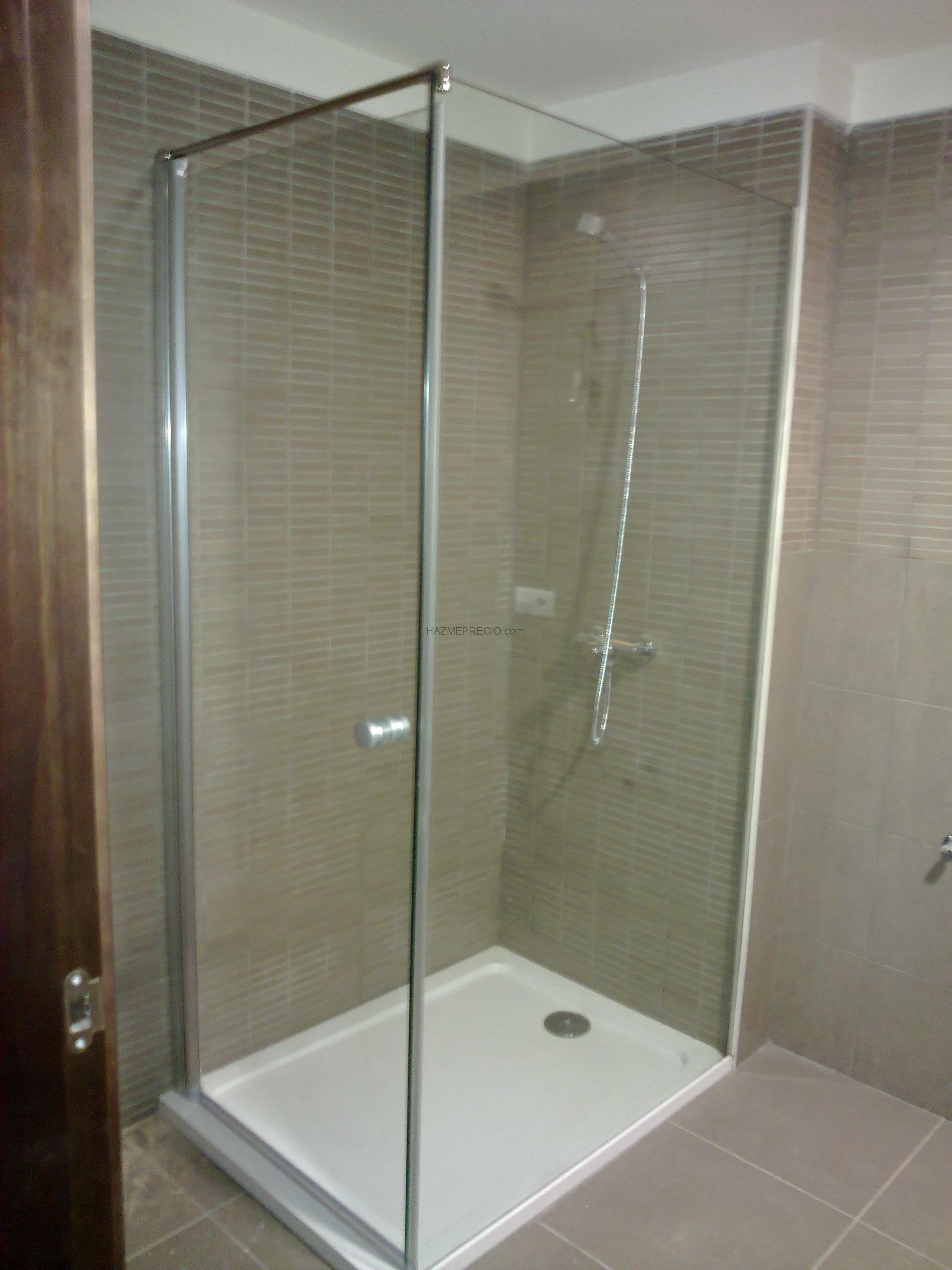 Mamparas Para Baño De Acero Inoxidable: de cristal, cortina de cristal en Guía de Isora:MAMPARA DE BAÑO