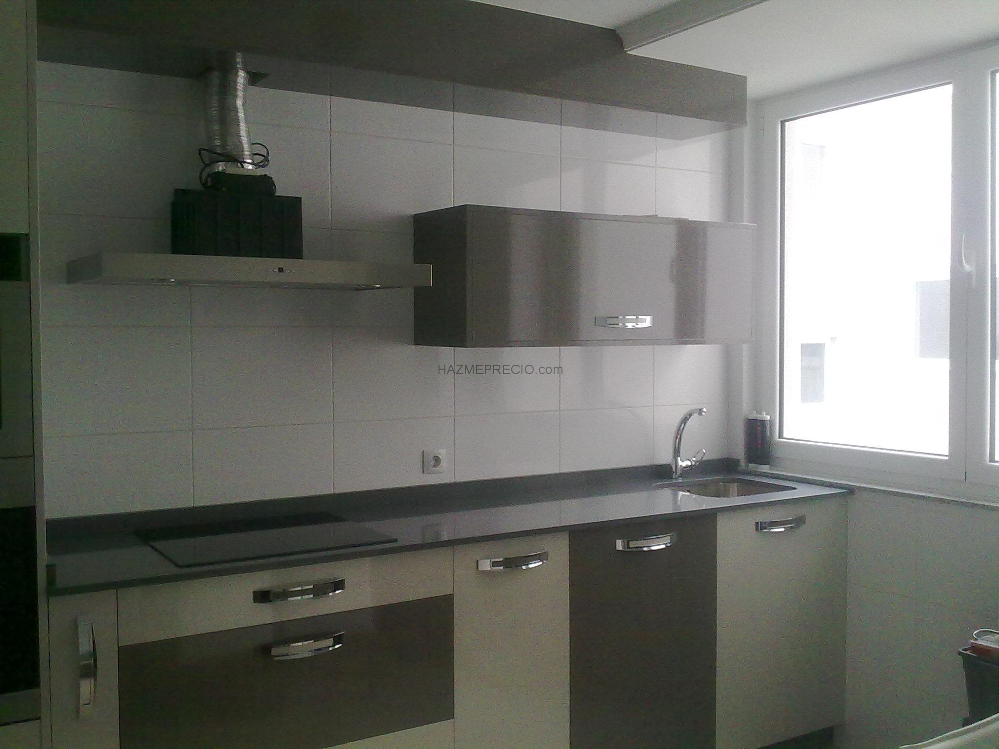 Felix paris montajes de carpinteria 27003 lugo lugo for Amueblamiento de cocinas