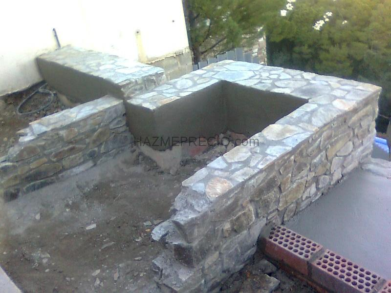 Construccions reformes 17600 figueres girona for Jardineras de piedra natural