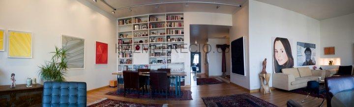 Detalle Libreria y columnas
