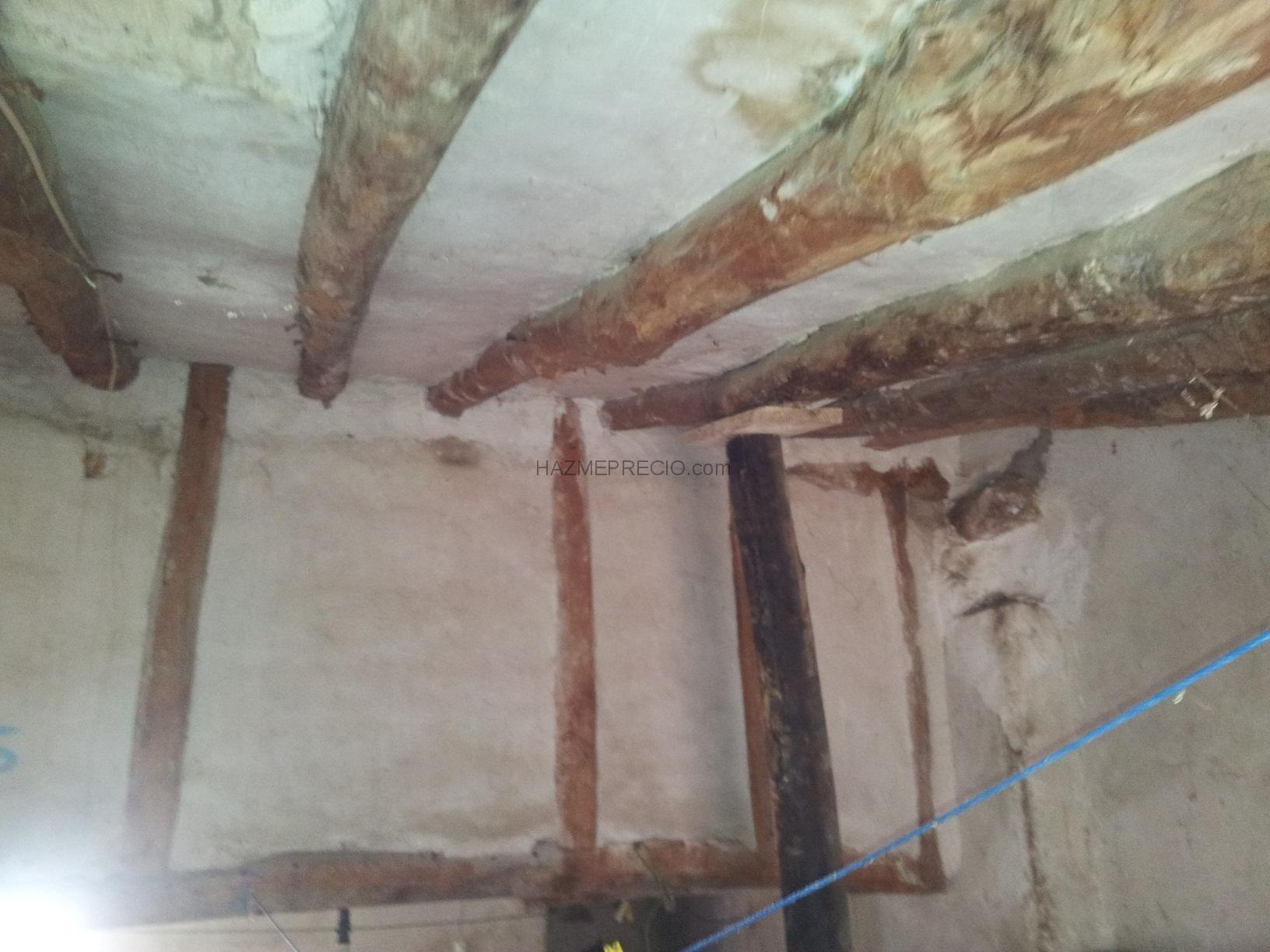 Retroreforma 50298 pinseque zaragoza - Construccion de tejados de madera ...