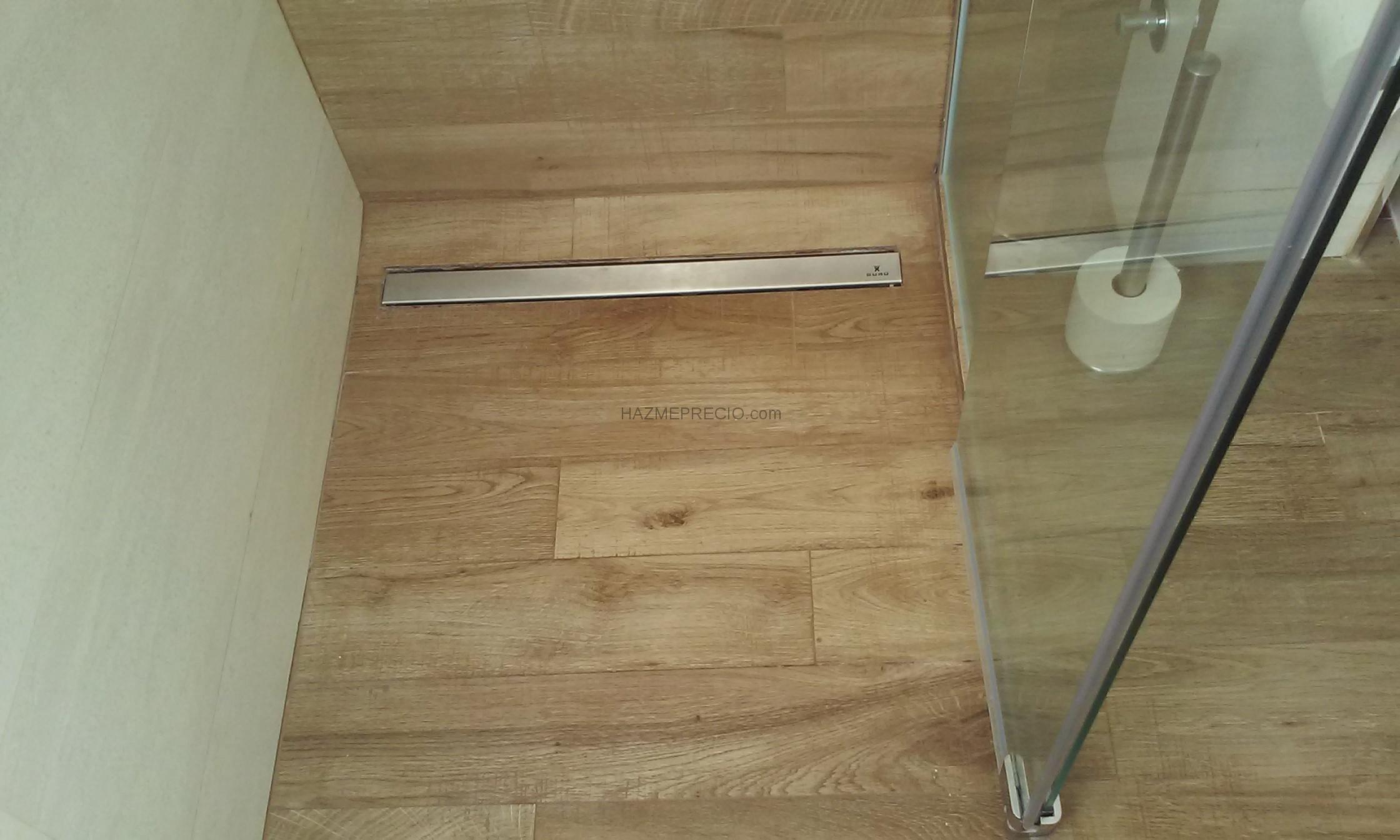 Reforma ba o ducha obra - Mamparas para duchas de obra ...