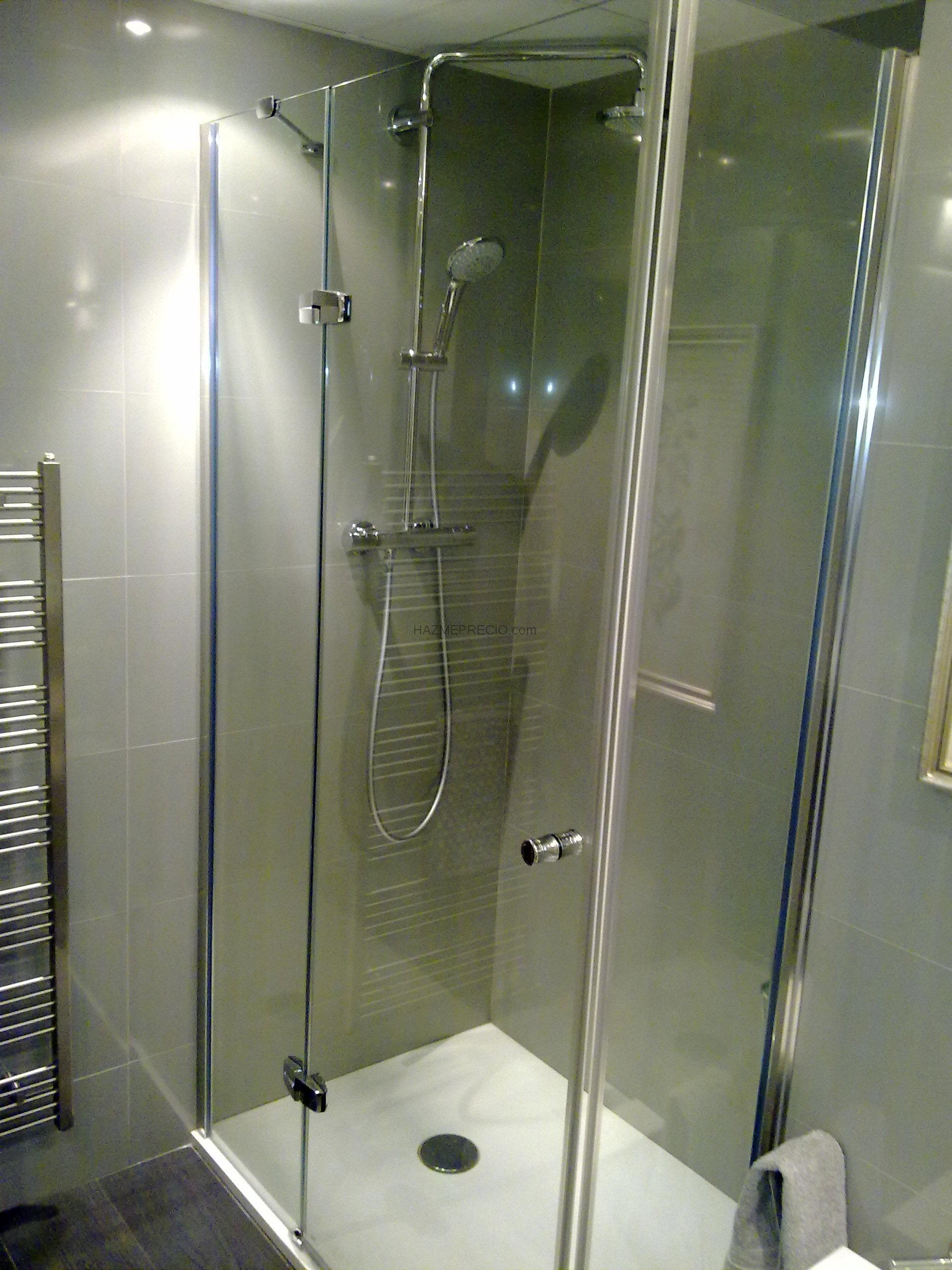 Mamparas Para Baño Salta:Publicado en Reformas baños Zaragoza