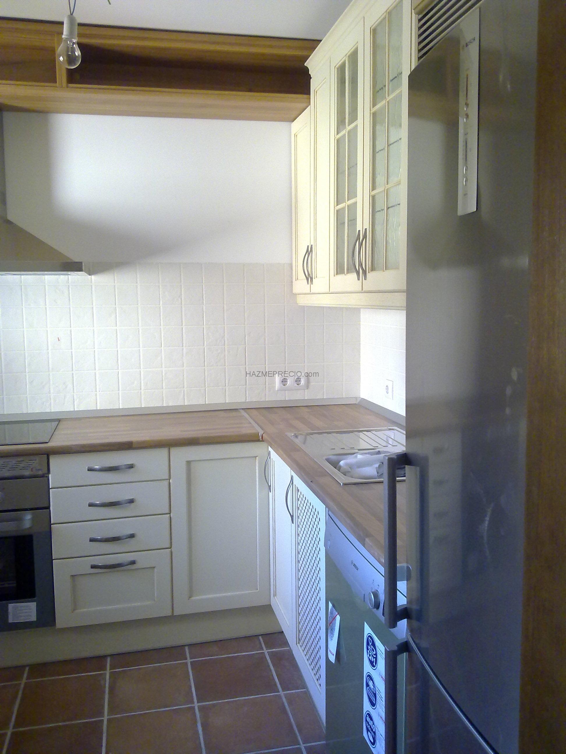 Muebles de cocina eurolar 28018 madrid madrid - Encimeras rusticas ...