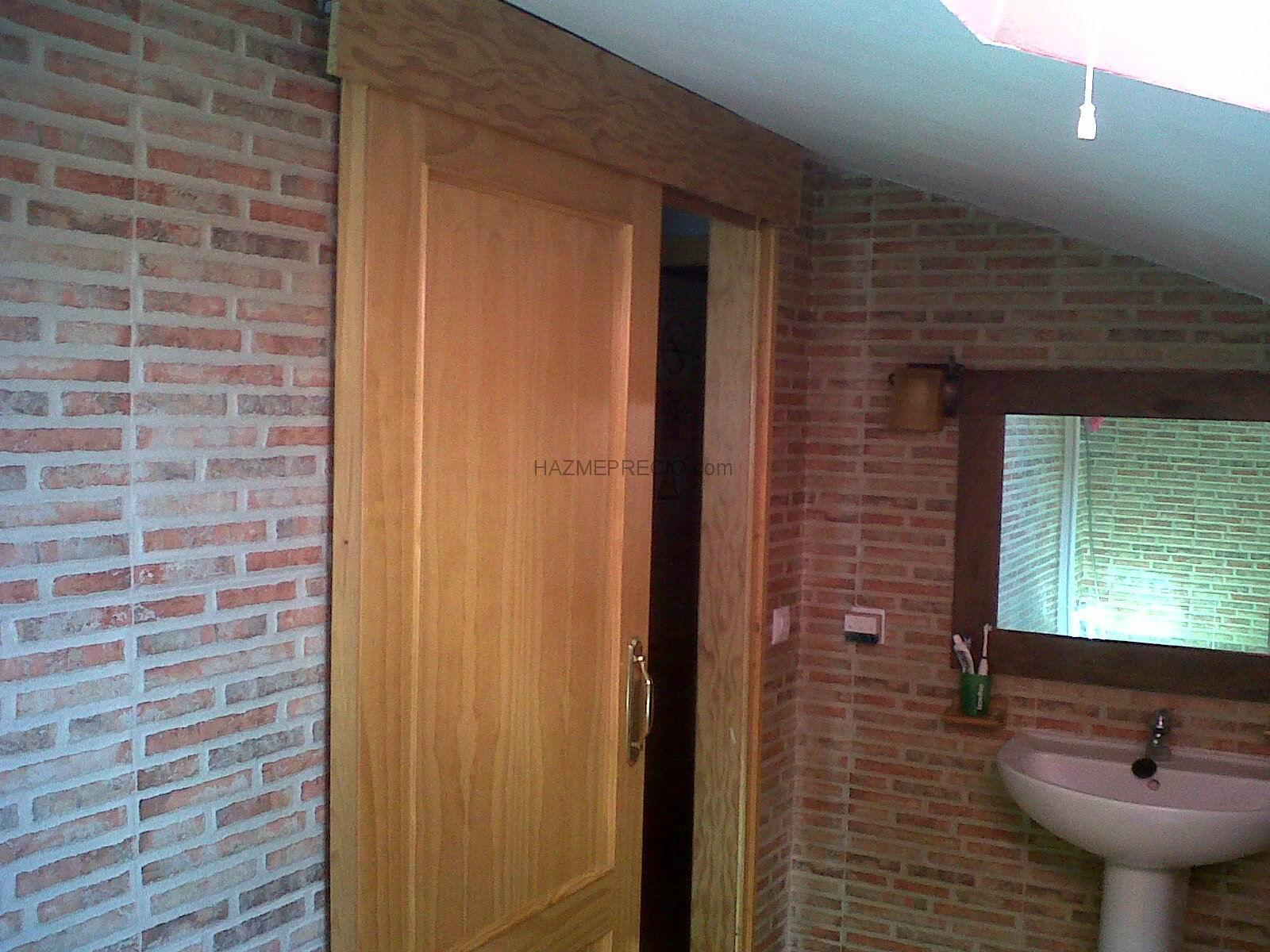 Reforma Baño Rustico:Reforma de cuarto de baño